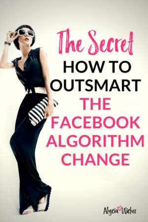 The Facebook algorithm change is going to affect your business. But not really any more than it ever did before.