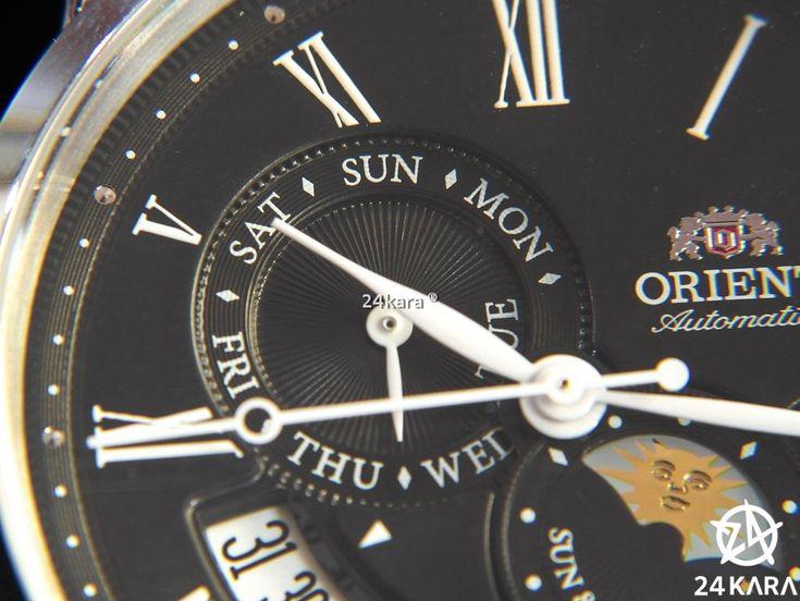 lich-thu-Đồng hồ Orient SAK00004B0 Sun and Moon Gen 3 #24kara #orient #Orient_SAK00004B0 #Orient #SAK00004B0