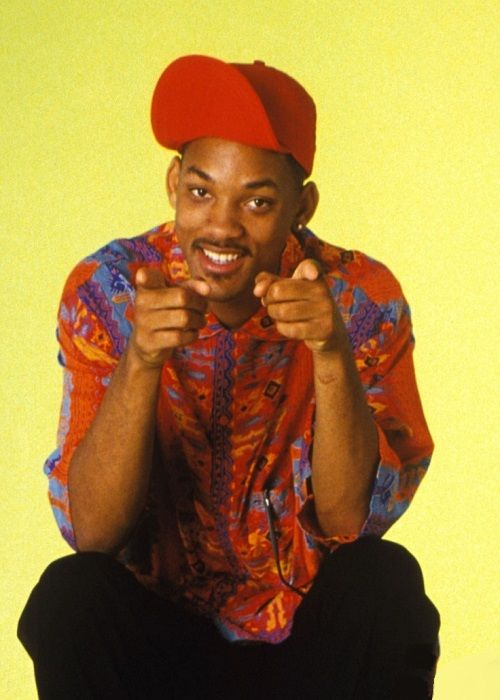 Will Smith- the Fresh Prince of Bel-air