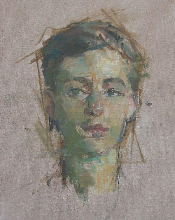 portrait paintings by John Murray