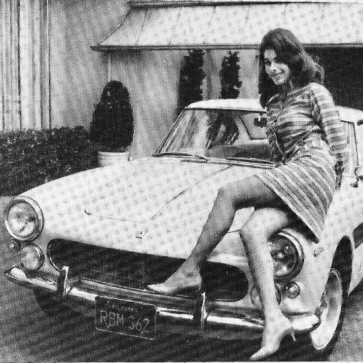 """• """"Car&Vintage Monday Stories""""  Sandra Ilene West was a Beverly Hills socialite, widow of Texas oil tycoon Ike West. We are not sure about her death: rumors say was due to a pill overdose or to injuries reported in a car crash occurred the previous year. What we are sure about it is the fact that she was buried in her white lace nightgown inside her at-the-time 20k $ Ferrari 330 America, as she requested in her handwritten will (Sandra was described by her physician as """"a psychotic with a…"""