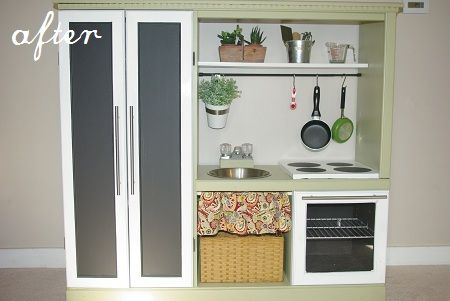 1000 Images About Kids Kitchen On Pinterest Diy Play