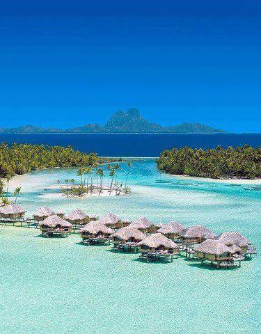 Isla Tahiti, Polinesia Francesa