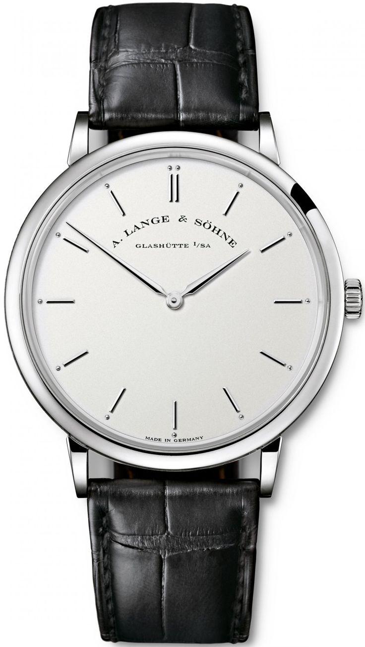1. A. Lange & Söhne Saxonia Thin: $25,000