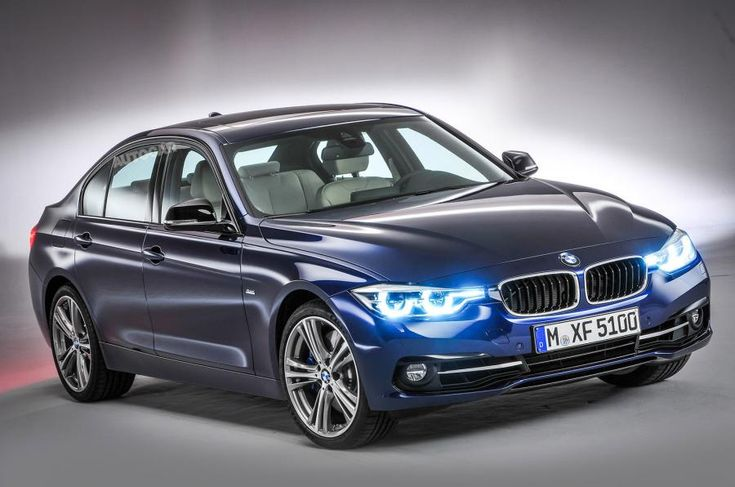 2015 BMW 3-Series Facelift                              …