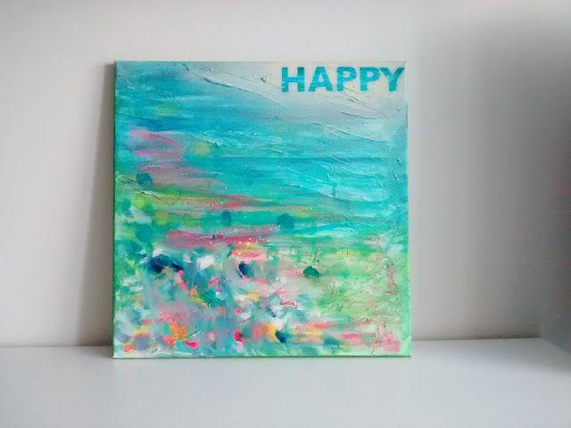 Uptist - my happy art : Mi primer happy art - Bienvenidos a mi mundo - Wha...