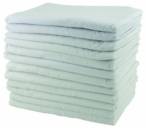 Home Decorators Collection | ECR4Kids Rest Time Blanket 58 x 36 White 12Pack ** More info could be found at the image url. Note:It is Affiliate Link to Amazon. #MyFavouriteHomeDecoratorsCollection