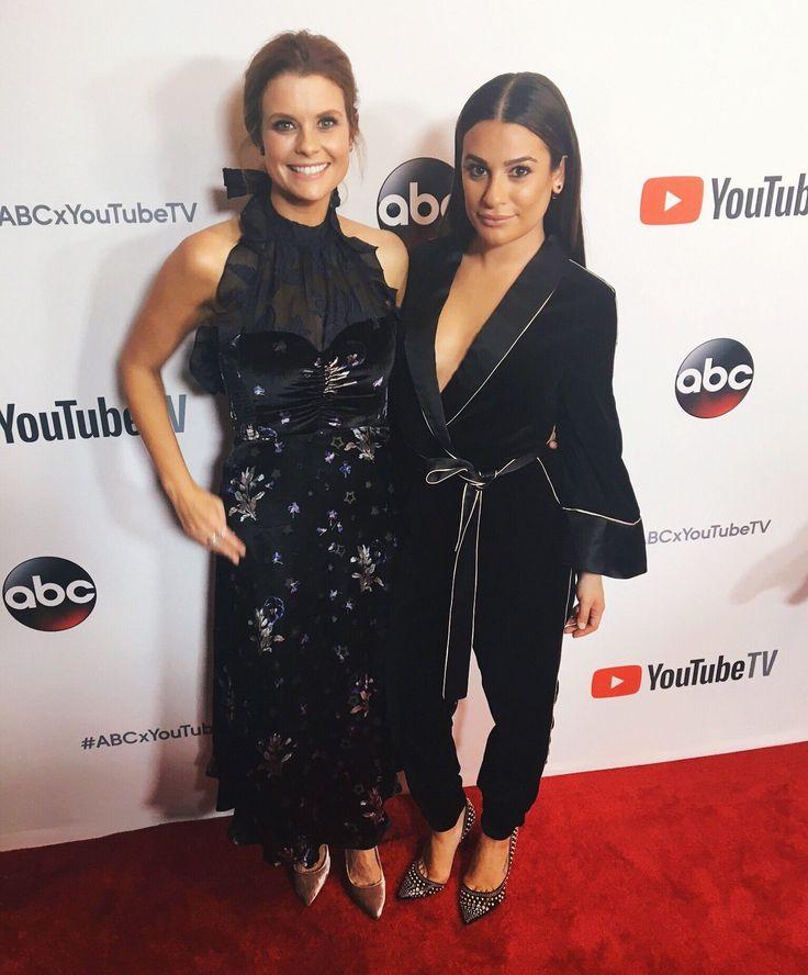 JoAnna Garcia / Lea Michele