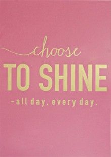 """Let us forget """"The law of Jante"""" - always choose to shine!  www.wispira.com"""