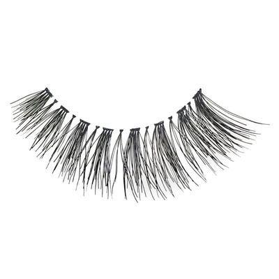 acb83fd1536 Eldora H125 Real Hair Black Flared False Eyelashes #Eldora #LashGoals # Eyelashes #FalseLashes #Lashes | False Lashes | Pinterest