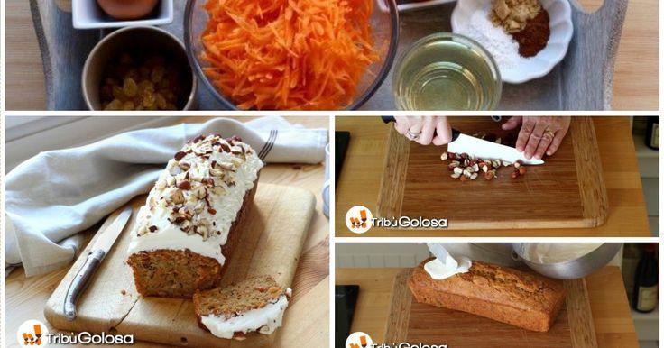 Fan di STARBUCKS? Ecco la ricetta della mitica carrot-cake!
