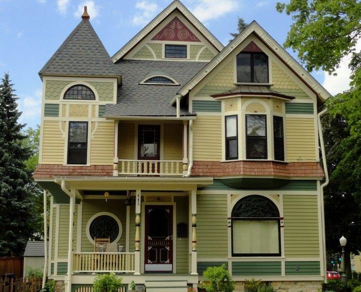 Victorian Paint Colors 10 best victorian exterior colors images on pinterest | exterior