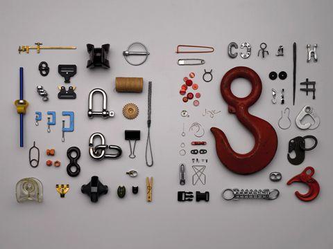 Hidden Forms - Franco Clivio