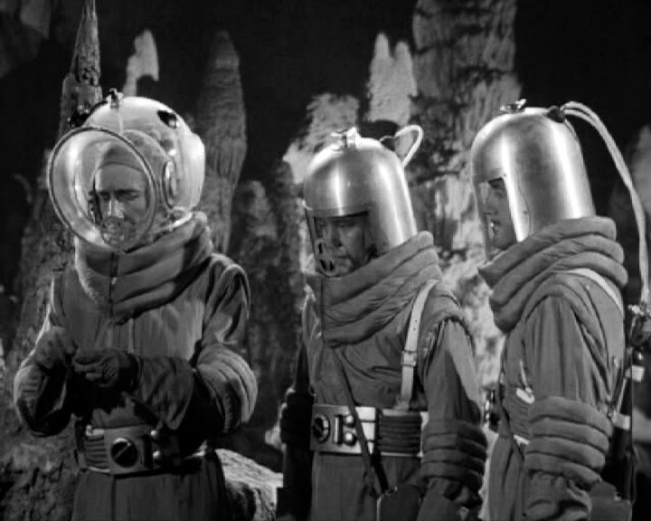 50s space suits - photo #41