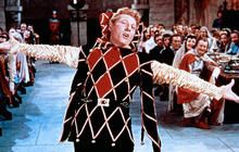 """Funnyman Danny Kaye's favorite role of all - The court jester """"The pellet with the poison's in the vessel with the pestle; the chalice from the palace has the brew that is true!"""""""