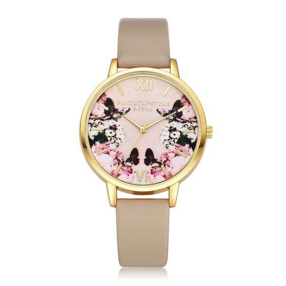 La montre tendance du moment!. Idée cadeau à retenir! #montrestendance #montresfemme