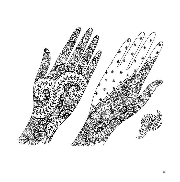 Безумно красивая книга по мехенди-дизайну- Часть первая. Обсуждение на LiveInternet - Российский Сервис Онлайн-Дневников