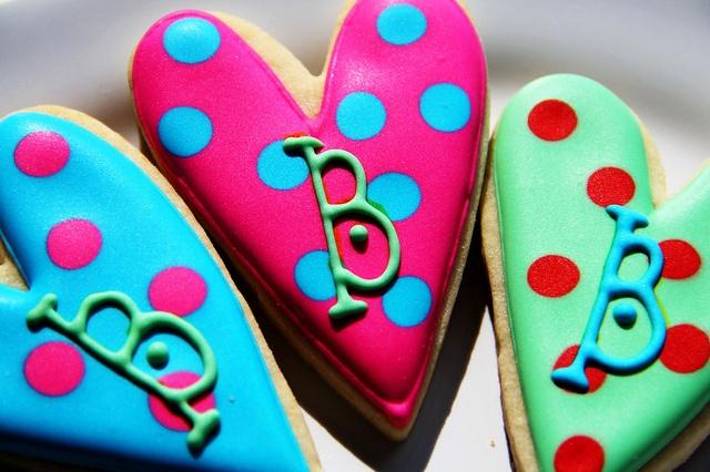 17 Best ideas about Monogram Cookies on Pinterest ...