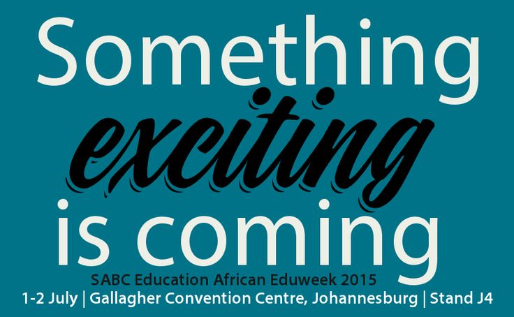 Facebook Banner for Sensory Solutions to announce an exhibition