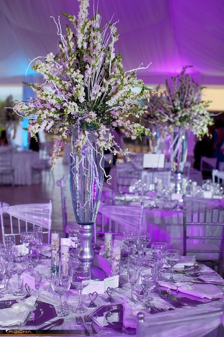 Decoraciones de bodas siempre con las mejores imagenes decoraciones pinterest mesas - Decoracion con fotos ...