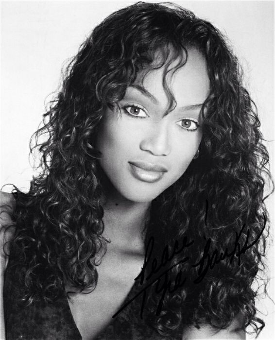 Tyra Banks Black And White: My Favorite Color! Images On Pinterest