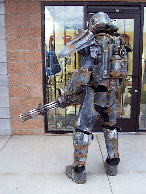 Fallout Cosplay Full Body Suit