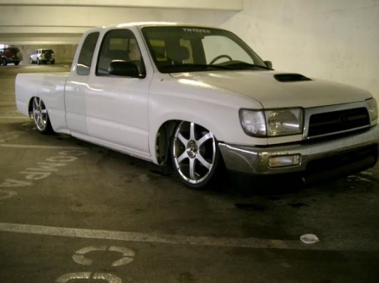 1997 Toyota Tacoma - Bagged - PROJECT