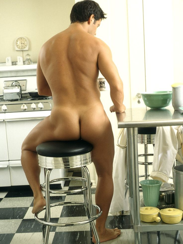 naked gay cooking guys