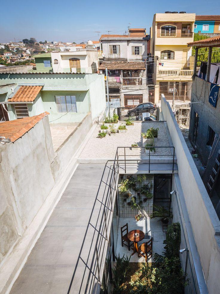 Vila Matilde House,© Pedro Kok