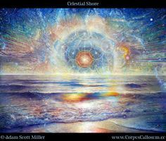 """Celestial Shore"" By Adam Scott Miller"