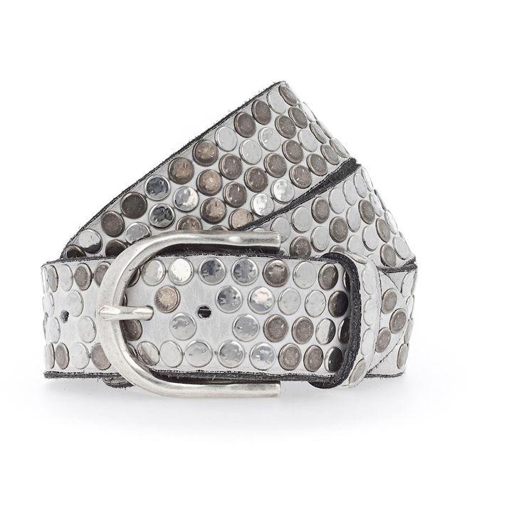 B Belt Handmade In Germany Gurtel Damen Taupe Silber Offwhite Grosse 85 Gurtel Damen Gurtel Und Silber