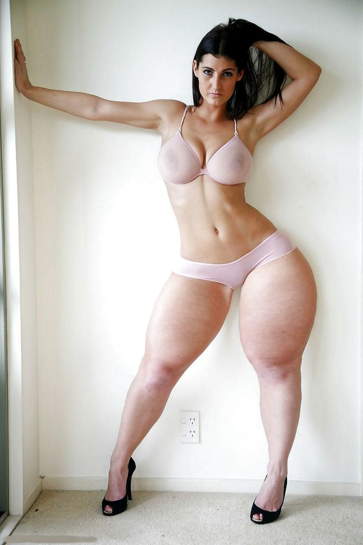 Big Hips Women Nudein Their