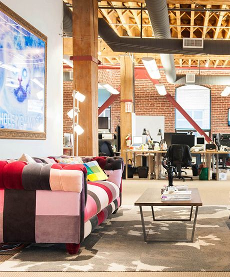 S.F.'s COOLEST Start-Up Offices, Revealed  #refinery29  http://www.refinery29.com/san-francisco-startups