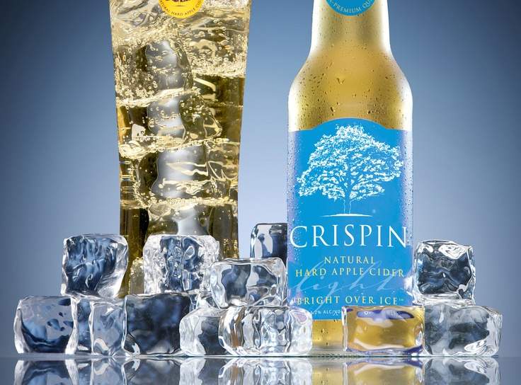 Crispin Cider - my favorite cider - so refreshing!!!