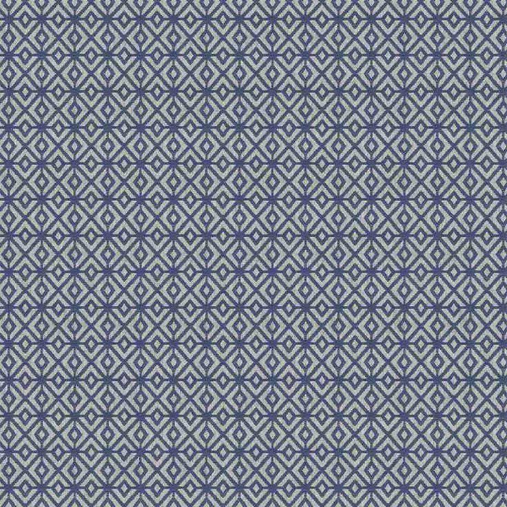 Warwick Fabrics : BOLTON, Colour DENIM