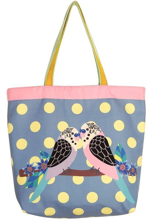 Bag with digital print