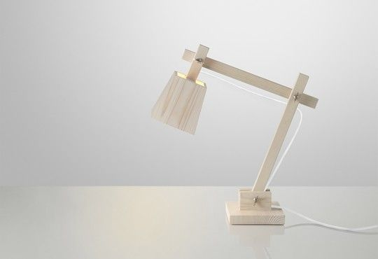 Muuto - Designs - Lamps - Wood Lamp - Designed by TAF Architects - muuto.com