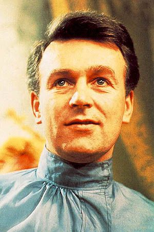 """"""" Ian Chesterton, 'Sir Ian of Jaffa' { William Russell (series) & Roy Castle (film) }, is a fictional character in the British science fiction television series Doctor Who and a companion of the First Doctor [William Hartnell]""""."""