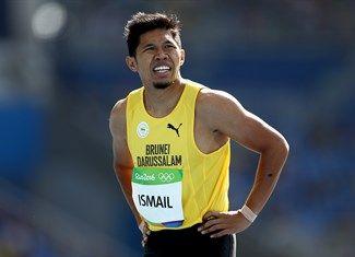 28)Darussalam Mohammad Fakhri ISMAIL (Brunei) (Atletismo)
