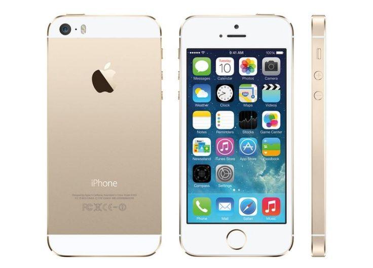 Apple iPhone 5S 16GB Gold - Smartfon/Telefon/Fablet - Satysfakcja.pl