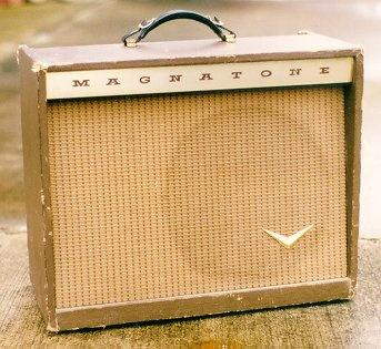 Magnatone Custom 250