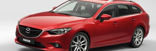 Erste Infos Mazda 6 Kombi