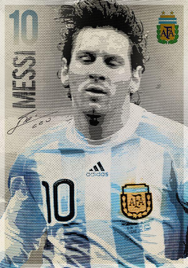 Vamos Argentina! #Messias