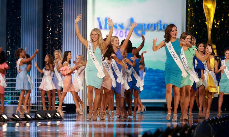 Miss North Dakota Cara Mund was named Miss America 2018 Sunday night in Atlantic City following a night of political questions about President Donald Trump and Russia.