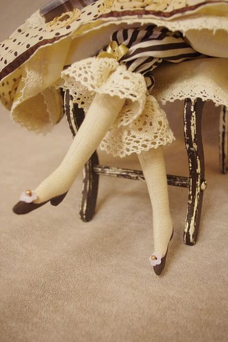 Тряпичные куклы и способы экологического окрашивания ткани (кофе/марганец/чай/куркума). Обсуждение на LiveInternet - Российский Сервис Онлайн-Дневников