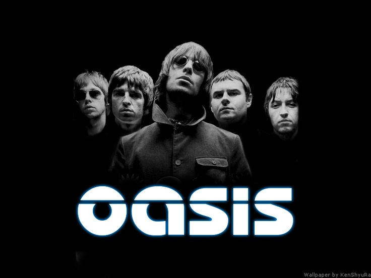 Oasis and the Gallagher brothers would be one of the best shows to see, but don't think any reconciliation is in the works. Oh well...Don't Look Back in Anger