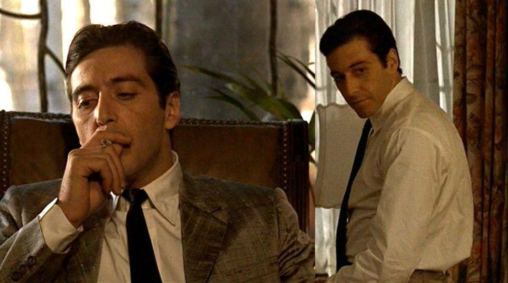 Michael Corleone as Al Pacino