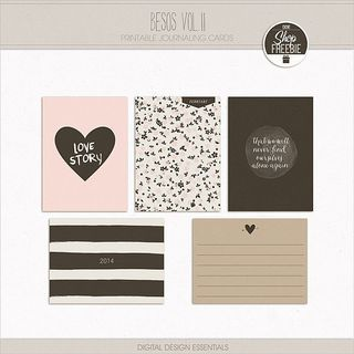 90 Good Life Project Life Journaling Card Freebie - Bloglovin