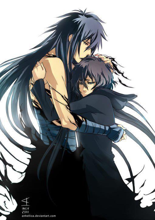 ichigo and rukia - photo #36