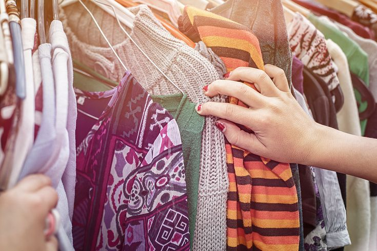 Recycle your old clothes and save a buck or two